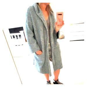 Anthropologie house coat cardigan